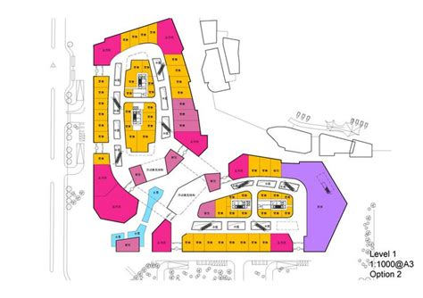 layout design of a shopping mall shopping mall plan layout google search mall