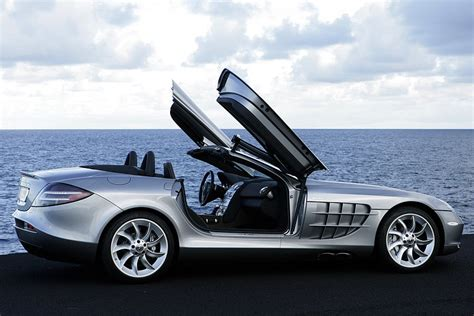 2007 mercedes slr mclaren reviews specs and prices
