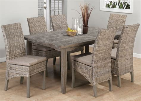 solid oak dining room sets burnt grey solid oak fixed top dining room set 856 72 jofran