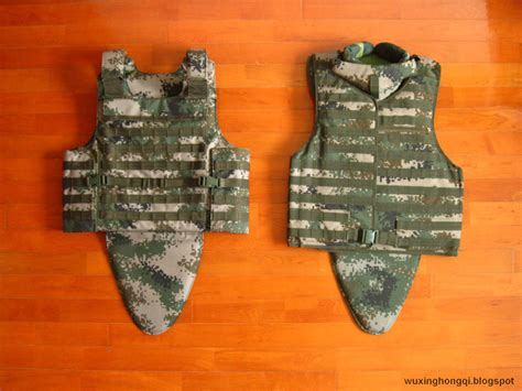 Vest Army Gucci pla s new bullet proof vest china report