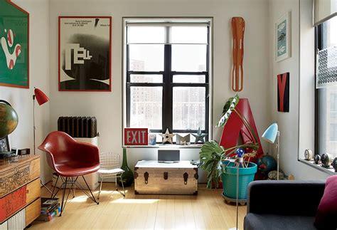 bright renovation   tiny manhattan apartment dwell