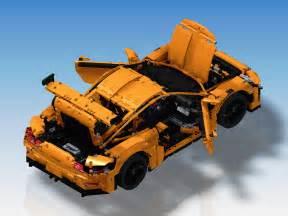model of the week lego technic porsche 911 dream car