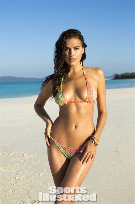 Fab Flash Supermodels Switch It Up For Ad Caigns by Irina Shayk 2014 Swimsuit Madagascar Madagascar