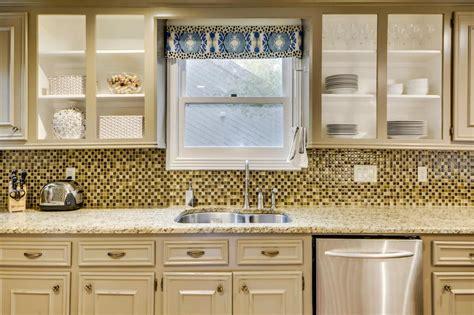 kitchen countertop backsplash backsplash ideas for granite countertops hgtv pictures