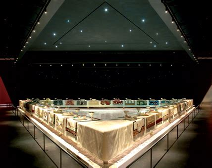 judy chicago dinner judy chicago project mrs mcarthur s ap history class