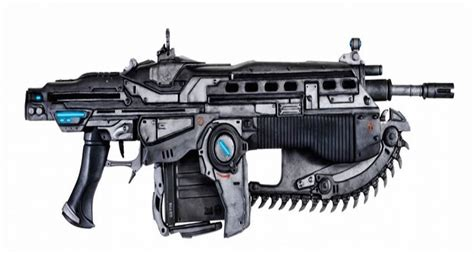 Pictures Of Guns 10 awesome fictional guns we d add to our stash pics
