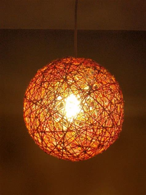 pdf instructions diy hanging string light sphere any