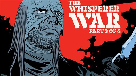 the walking dead volume 27 the whisperer war volume 27 the walking dead brasil