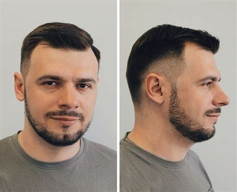 40 best haircuts for a receding hairline the right 50 classy haircuts and hairstyles for balding men