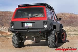Jeep Xj Performance Upgrades Or Fabs Project Ferrarjeep Xj Road