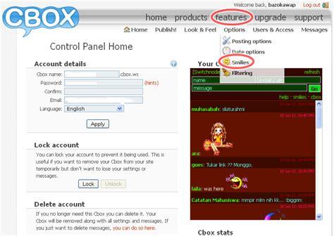 membuat npwp gratis atau bayar belajar membuat blog cara mengganti smile chatbox chatbox
