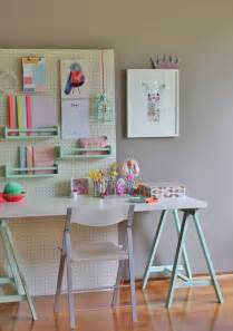 Turn Photo Into Wall Mural 17 diy pegboards to organize every room brit co