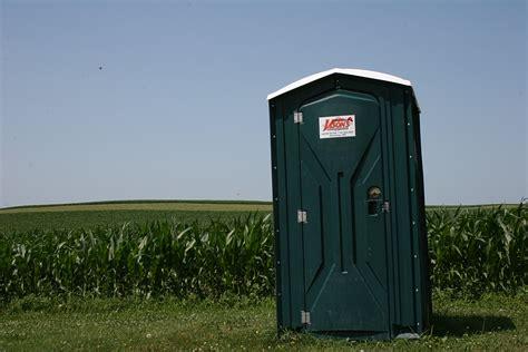 porta potty with porta potty minnesota prairie roots