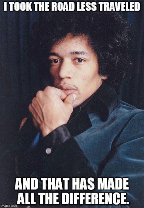 Jimi Hendrix Meme - jimi hendrix imgflip