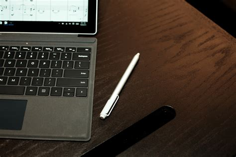 Laptop Desk White Surface Pro 4 Might Be Worth It For The Stylus Wired