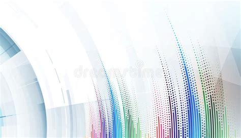 membuat website full background abstrakt digital webbplatstitelrad ljus bakgrund vektor