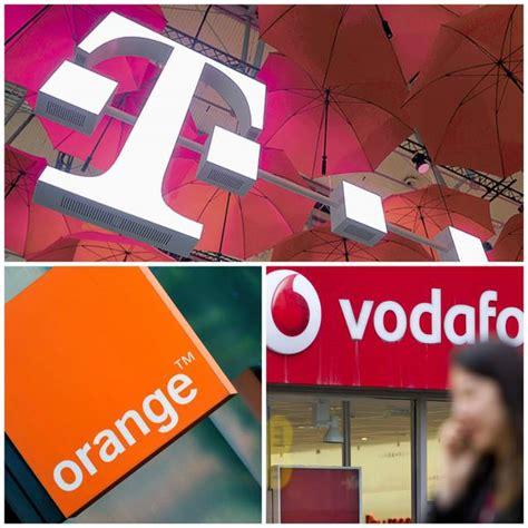 orange telecom telekom reincarcare