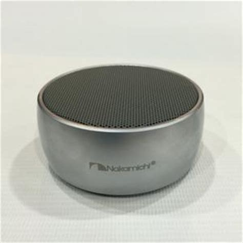 Nakamichi My Pawa Plus harga nakamichi my pawa speaker bluetooth with power bank