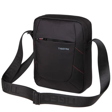 Tigernu Brand 2016 Waterproof S Messenger Bag Business Shoulder B mens small shoulder bags leather travel bags for