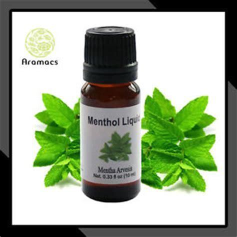 Menthol Food Grade E Liquid menthol liquid therapeutic grade essential 3 ml to 500 ml