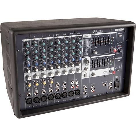 Mixer Friend yamaha emx512sc powered mixer musician s friend