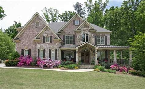the wonderful new estate homes of cool springs in forsyth