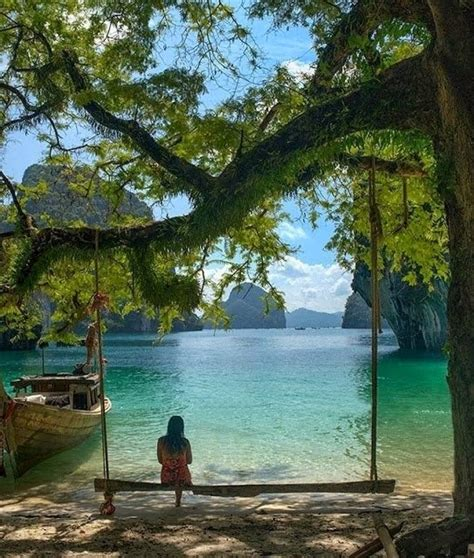 beautiful exotic places  thailand