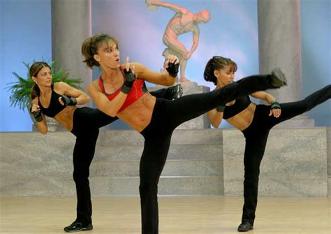 kick boxing workout dvd boxing exercises mma workout at
