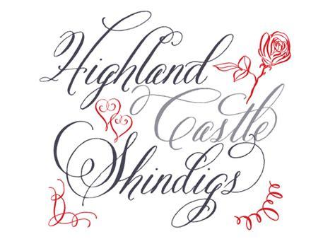 Wedding Headline Font Free by Spoodawgmusic Wedding Calligraphy Fonts