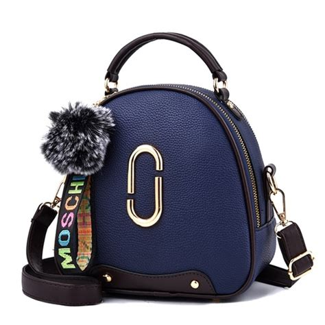 Tas Fashion Import Bds21772 Blue jual b6586 blue tas fashion import elegan grosirimpor