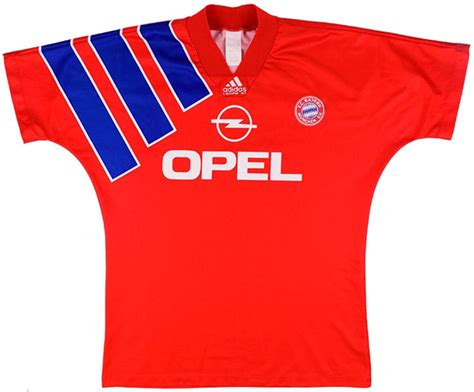 Jersey Bayer Munchen Away Go 20172018 Official 14 great bundesliga jerseys from the 1990s soccer galleries paste
