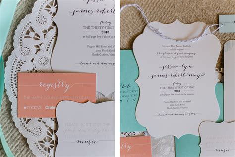 mint and coral wedding invitations our mint coral wedding invitations jess creates