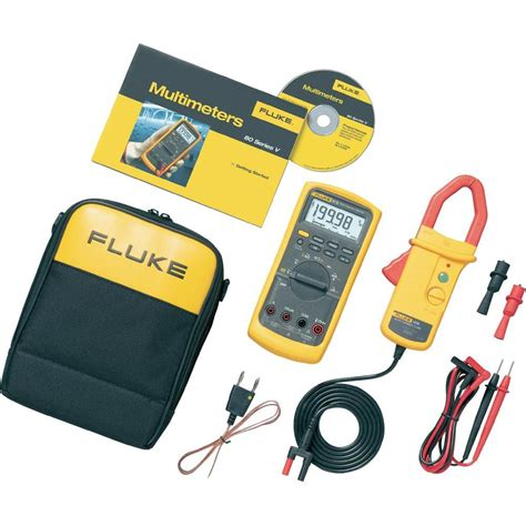 Multimeter Digital Fluke 87v current cl handheld multimeter digital fluke 87v i410