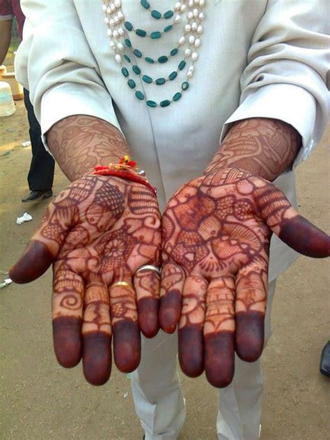 henna design for groom groom s hand mehndi on men pinterest