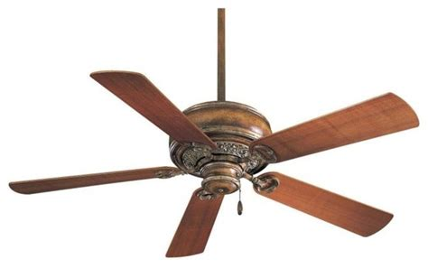 minka aire belcaro tuscan patina ceiling fan traditional