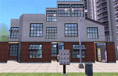 Sims 2 Apartment Update Patch Mod The Sims Bachelor Apartments Cc Free