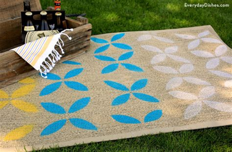 Make An Outdoor Rug by 32 Brilliant Diy Rugs You Can Make Today Page 3 Of 4 Diy