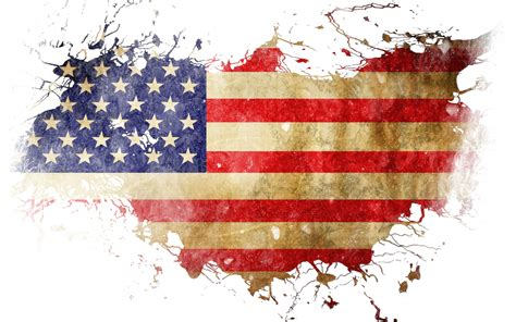 flag  united states  america hd wallpaper background