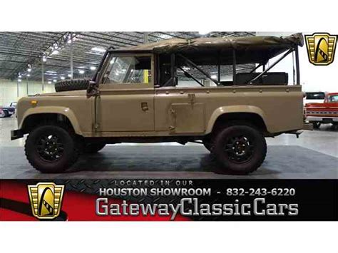 range rover vintage for sale classifieds for classic land rover defender 32 available