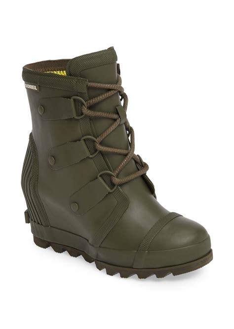 Wedges Joan Sorel Sorel Joan Wedge Boot Shoes Shop It