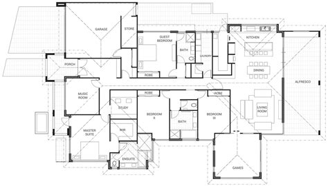 Floor Plan Friday Family Living Treat With Scullery House Plans With Scullery Kitchen