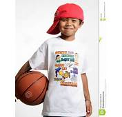 Smiling Young Lad Holding His Basketball Royalty Free