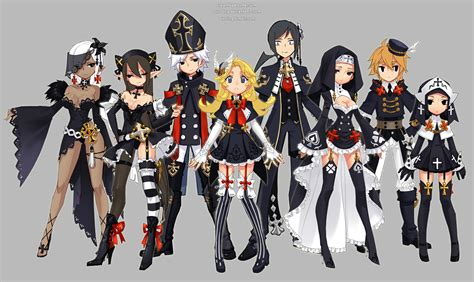 nest new year costume 2015 nest priest costume all classes by ziyoling on