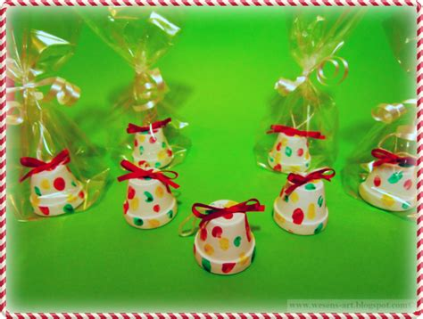 wesens art kids crafts christmas bells