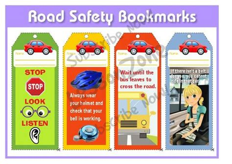 kindergarten road safety worksheets road safety advice
