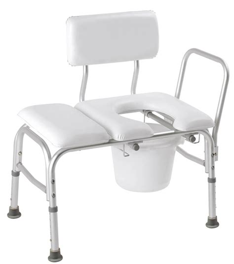 padded shower transfer bench bath safetytransfer benchesvinyl padded transfer bench w