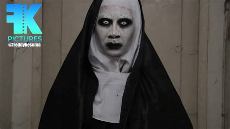 film valak valak can can dance from the conjungkir the conjuring 2