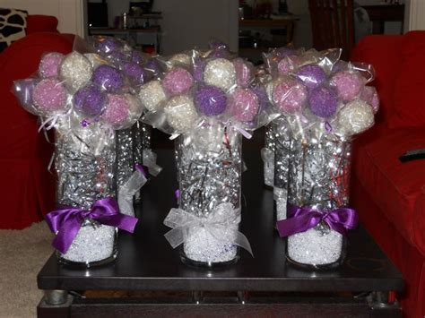 cake pop centerpieces for bridal shower 7 best images about cake pops by me on giraffe print wedding and grey