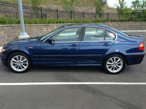 purchase used 2003 bmw 330xi sedan 3 0l mystic blue