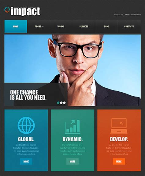 templates for professional website website templates 171 tt blog